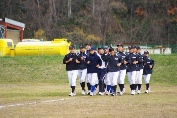 10月29日 北海ベアーズ合同練習